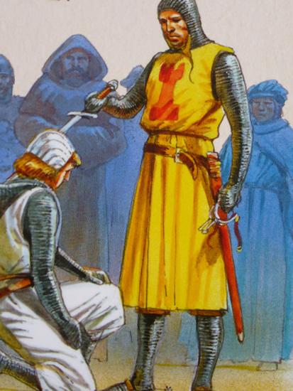 Citaten Uit De Middeleeuwen : Ridders